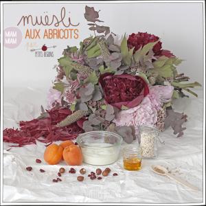 Muesli abricot - Gourmandise - Petits Béguins