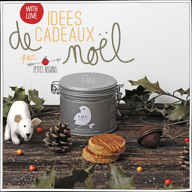 Idées cadeaux de Noël - Petits Béguins