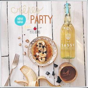Chandeleur - Crêpes party - Sassy - Petits Béguins