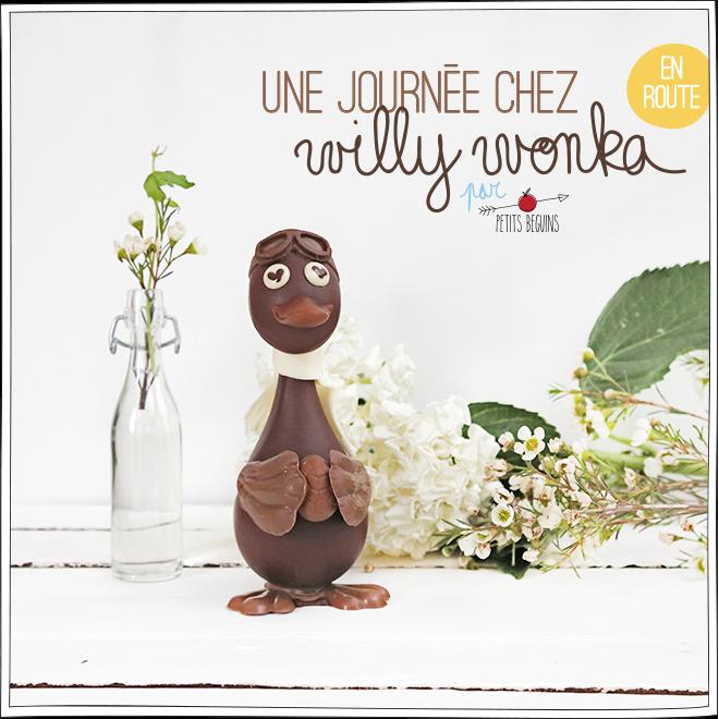 La Maison du chocolat par Petits Béguins