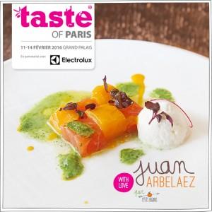 Plantxa - Juan Arbelaez - Coup de Coeur - Taste - Petits Béguins