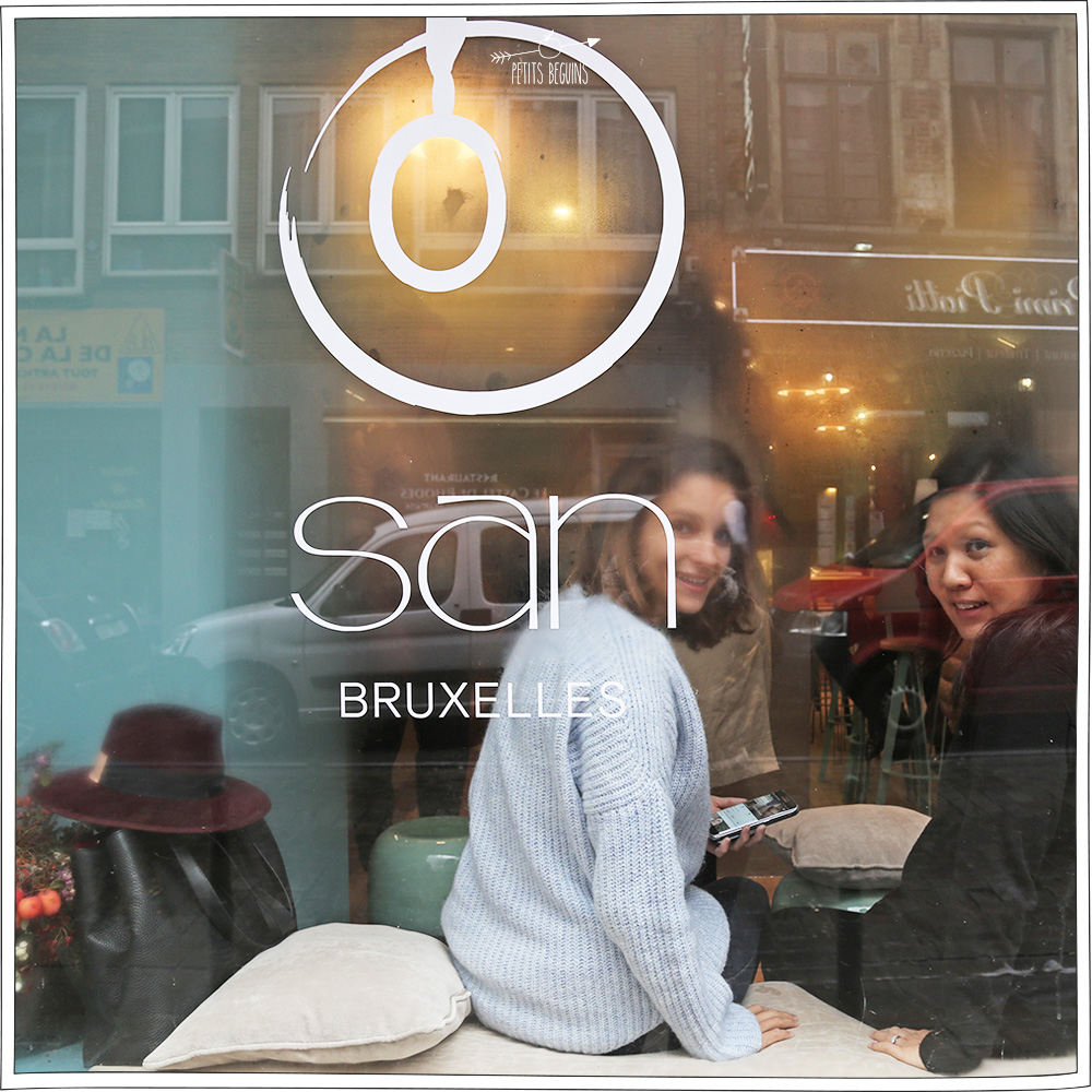 San - Bruxelles - Bonne adresse - Petits Béguins