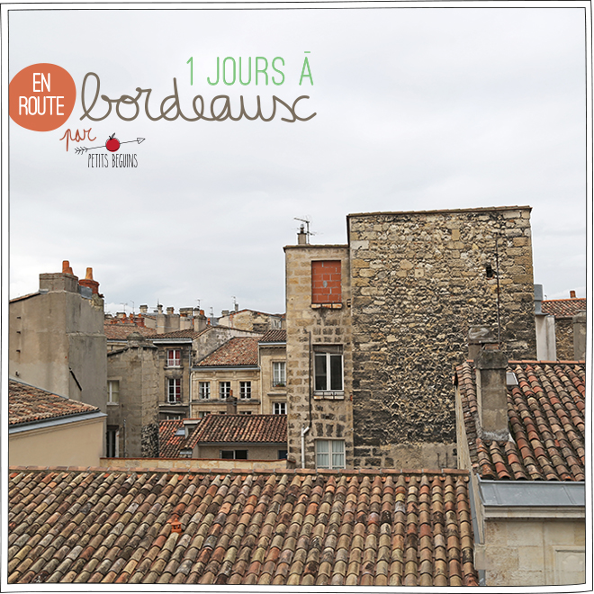 Bordeaux - Bonnes Adresses - Petits Béguins
