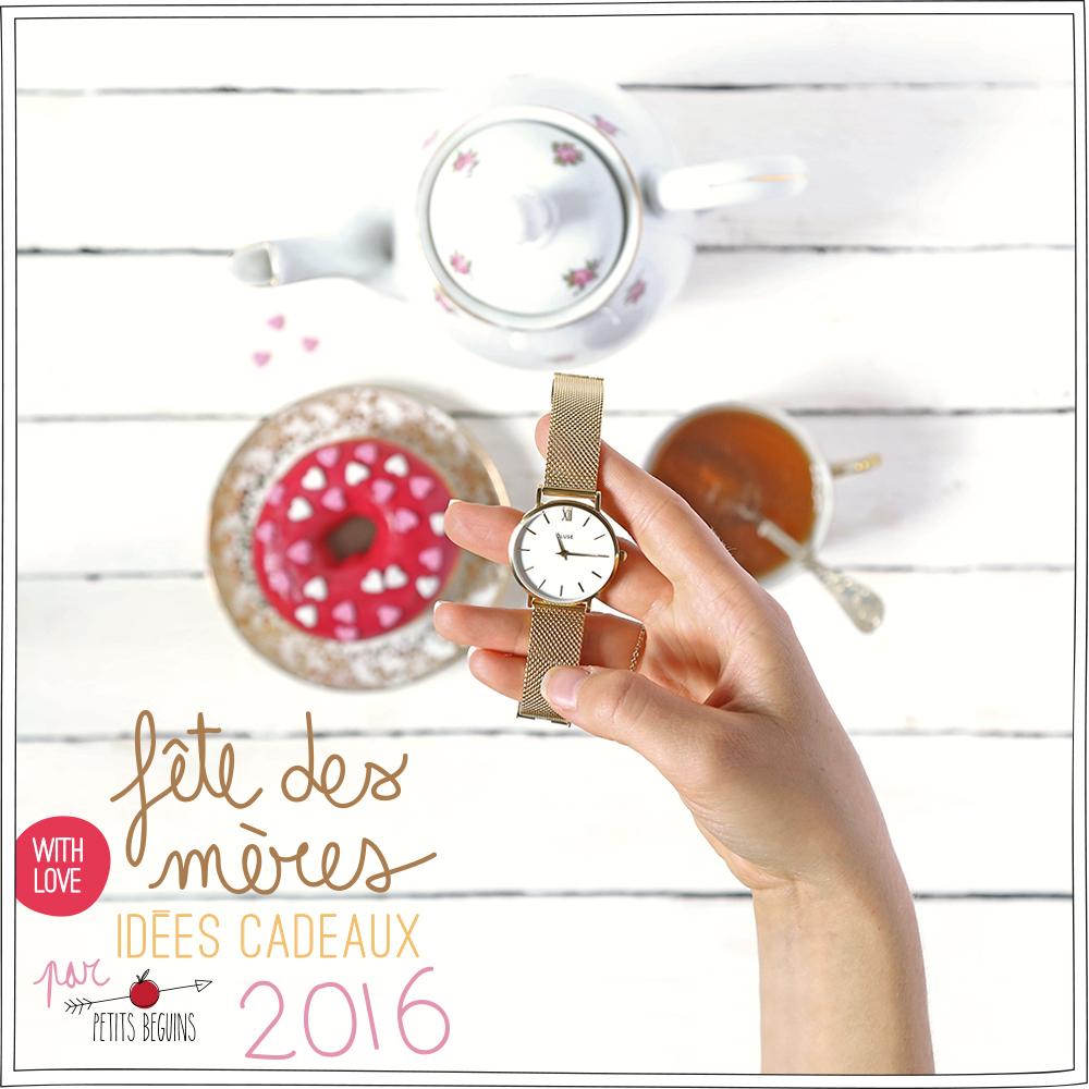 Idées cadeaux fêtes des mères 2016 - Petits Béguins