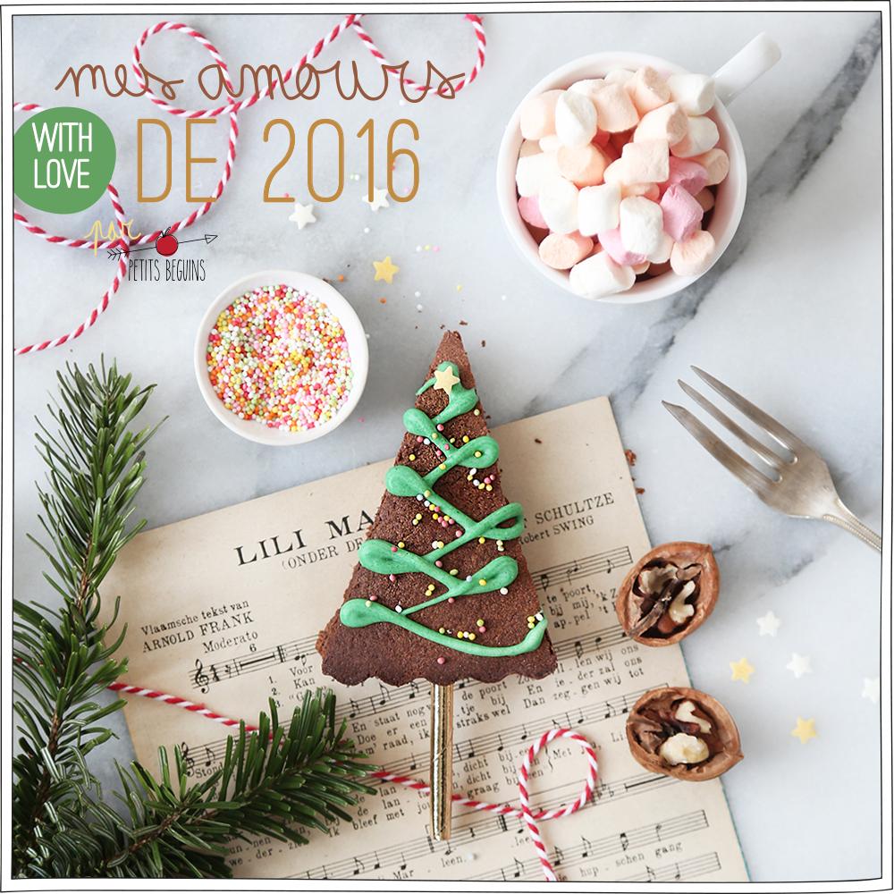 Top 5 2016 - Petits Béguins
