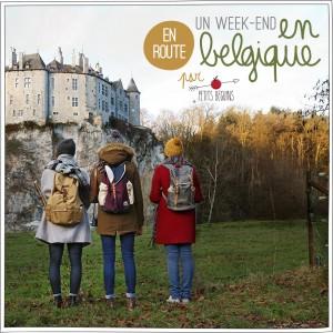 Week-end Belgique - Bruxelles - Carnet de voyage - Petits Béguins
