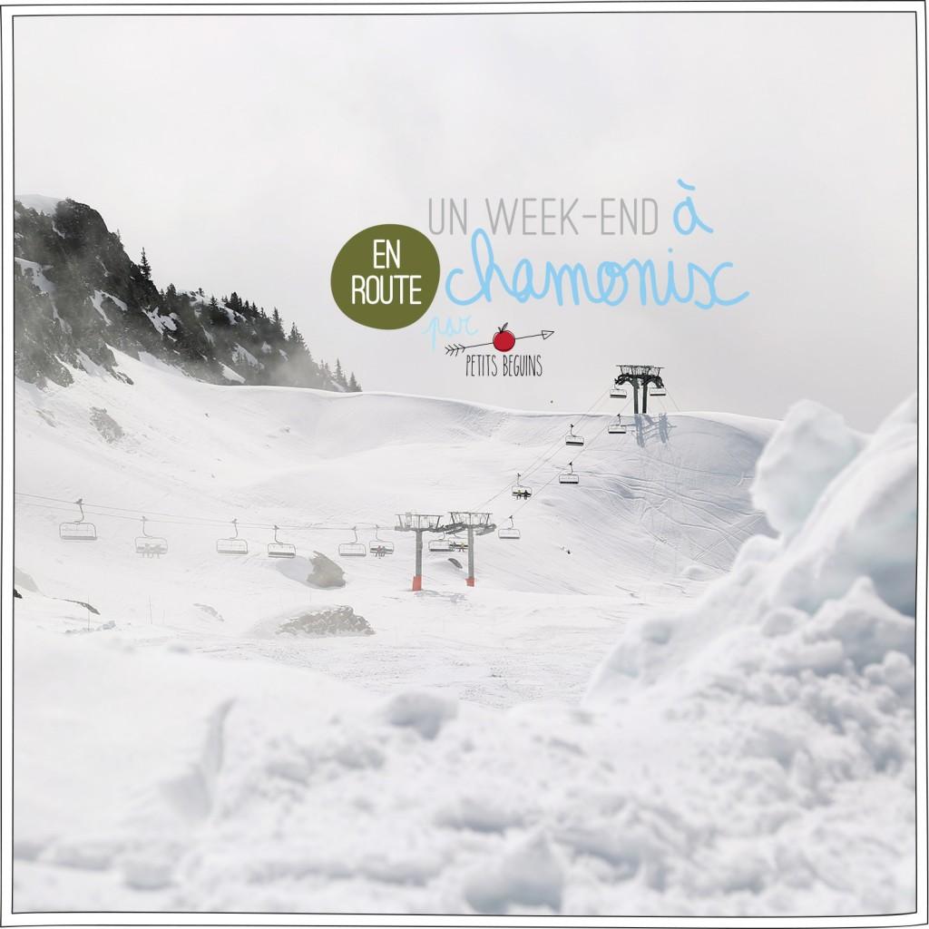 Week-end à Chamonix - Bonnes adresses - Petits Béguins