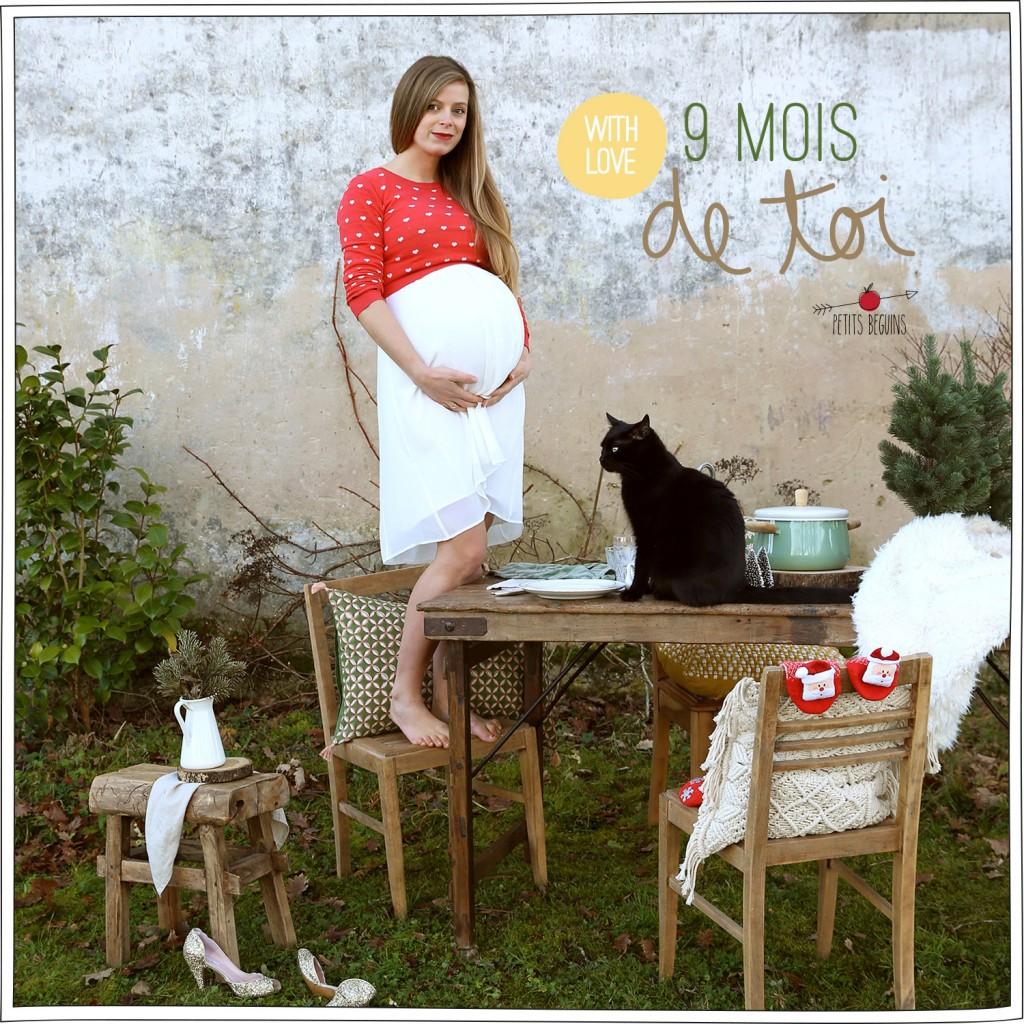 9 mois - Conseils Grossesse - Instant de Vie - Petits Béguins