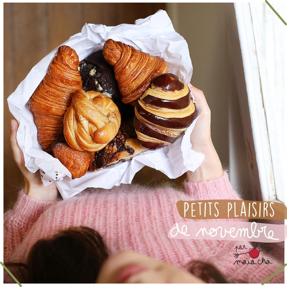 Petits Plaisirs de Novembre / Petits Béguins / Maïa Chä