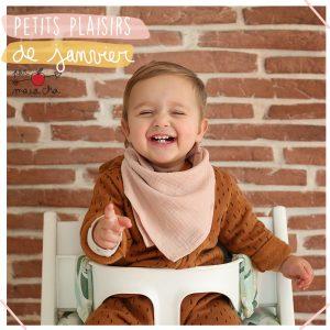 Petits Plaisirs de Janvier - Petits Béguins - Maïa Chä