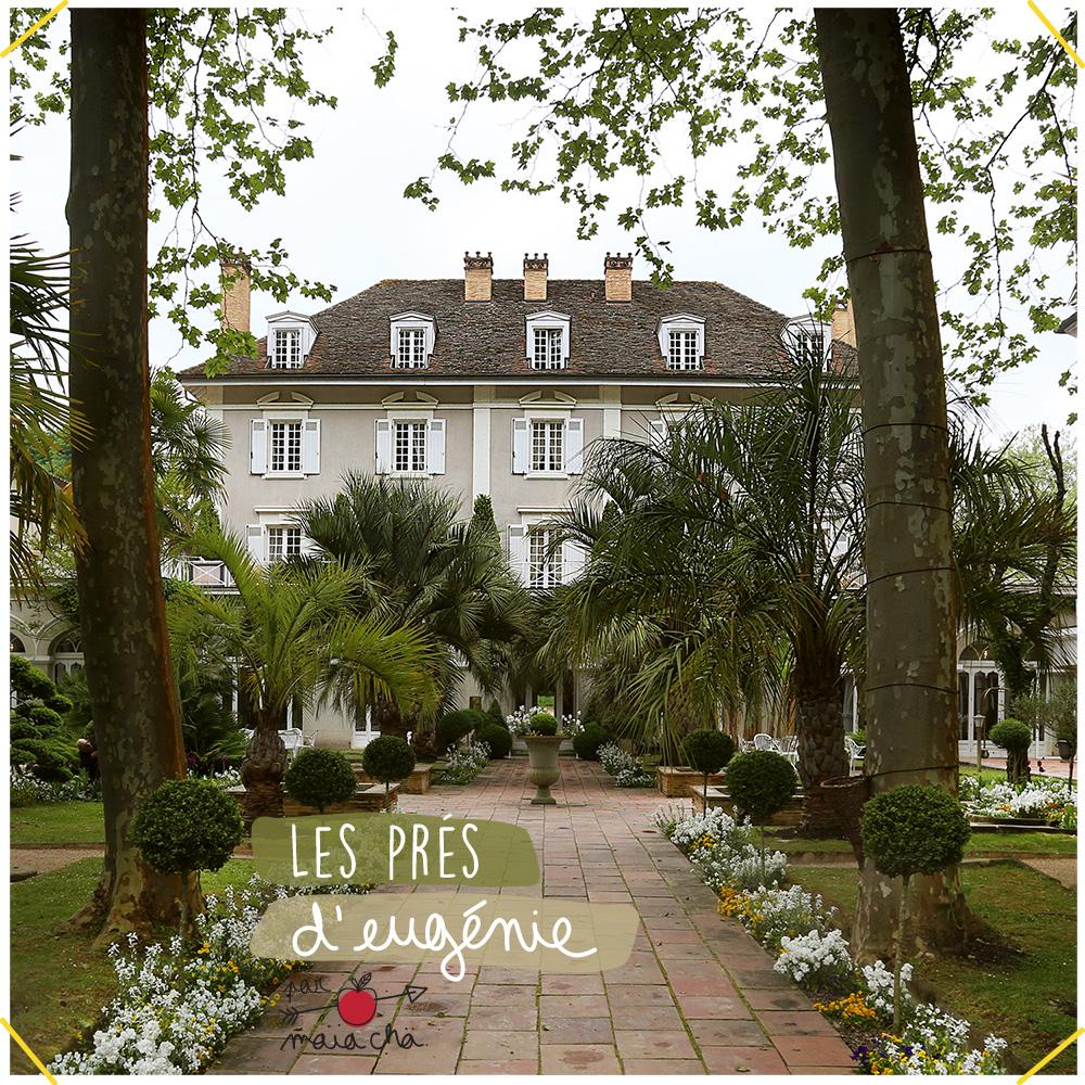 Les Prés D'Eugénie - Pau - Bonne Adresse - Maïa Chä