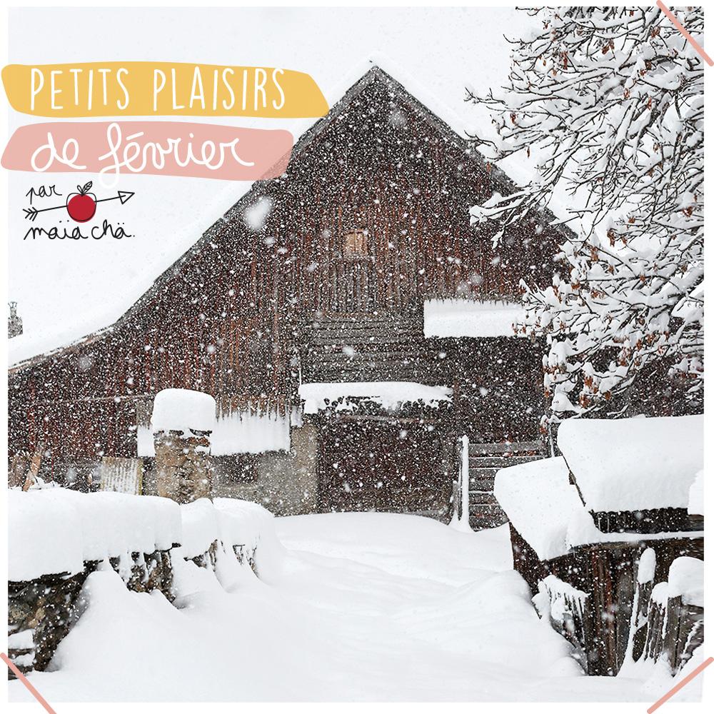 Petits Plaisirs de février - Petits Béguins - Maïa Chä