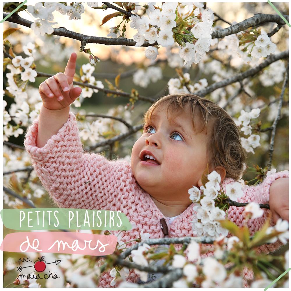 Petits Plaisirs de Mars - Petits Béguins - Maïa Chä
