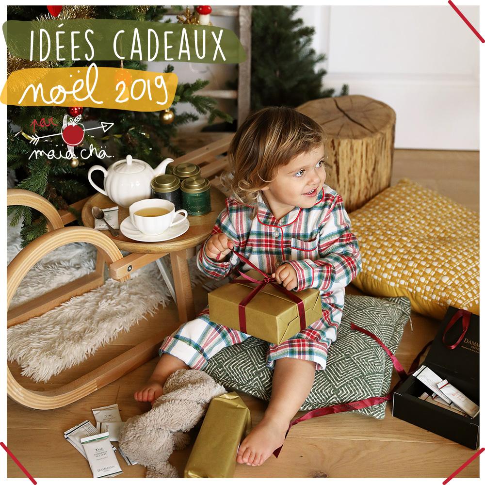Idées Cadeaux de Noël - Maïa Chä - Petits Béguins