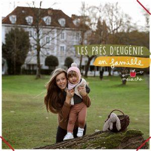 Les Prés D'Eugénie - Bonne Adresse en Famille - Maïa Chä