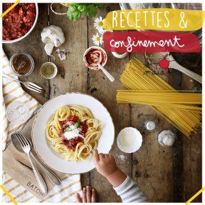 Recettes Et Confinement - 4 recettes veggies et faciles - Maïa Chä